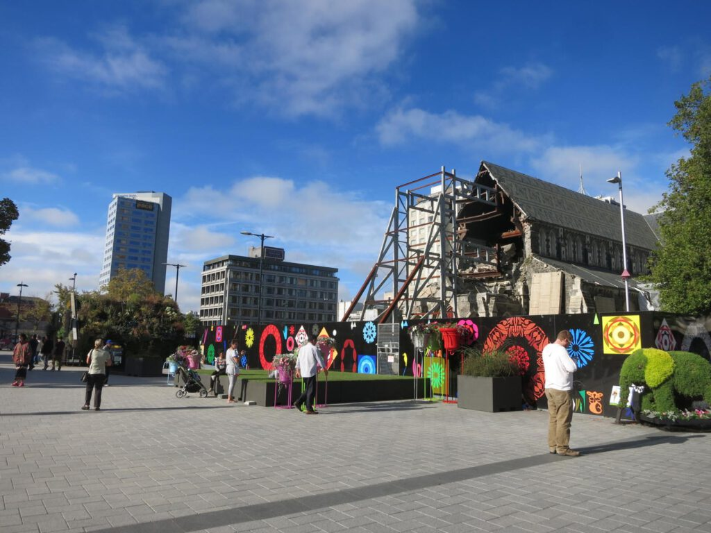 Florafest in Christchurch