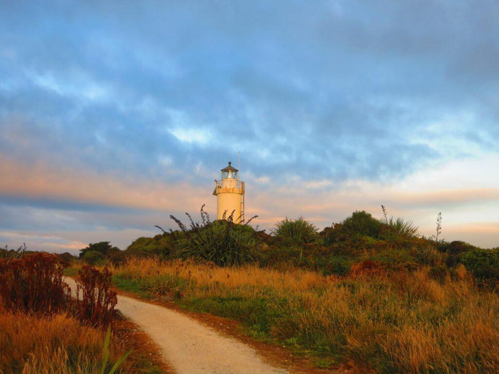 Leuchtturm am Cape Foulwind