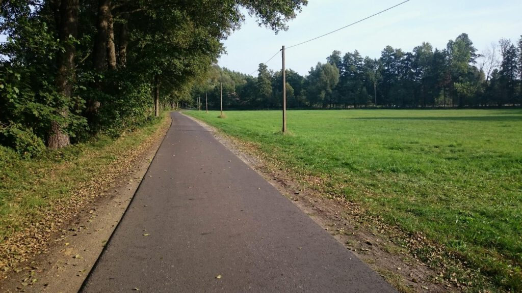 Gurkenradweg im Spreewald