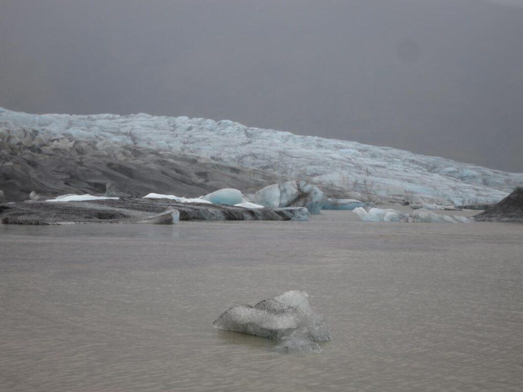 Gletschersee bei Skaftafell