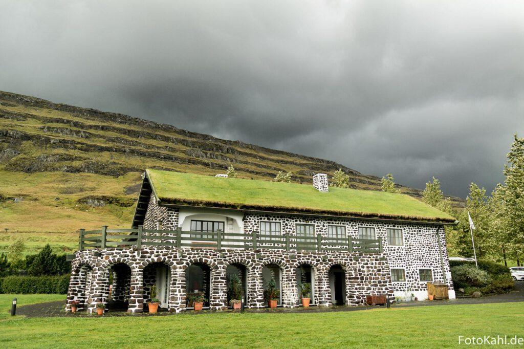 Skriduklaustur (Kloster)