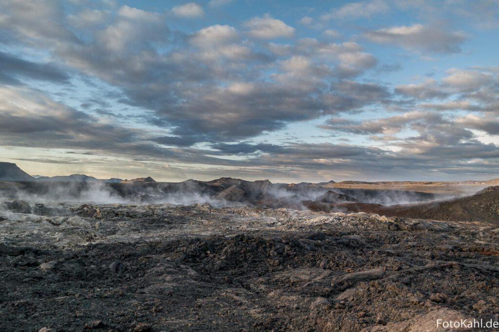 Vulkanfeld Krafla
