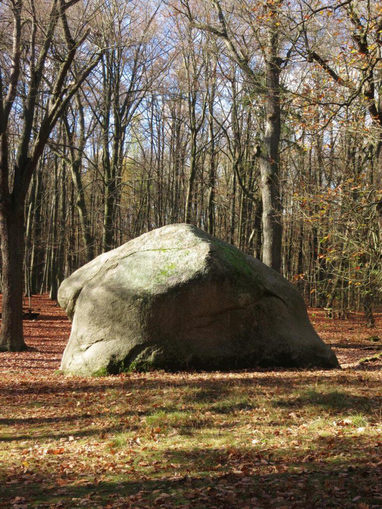 Die Markgrafensteine in den Rauener Bergen