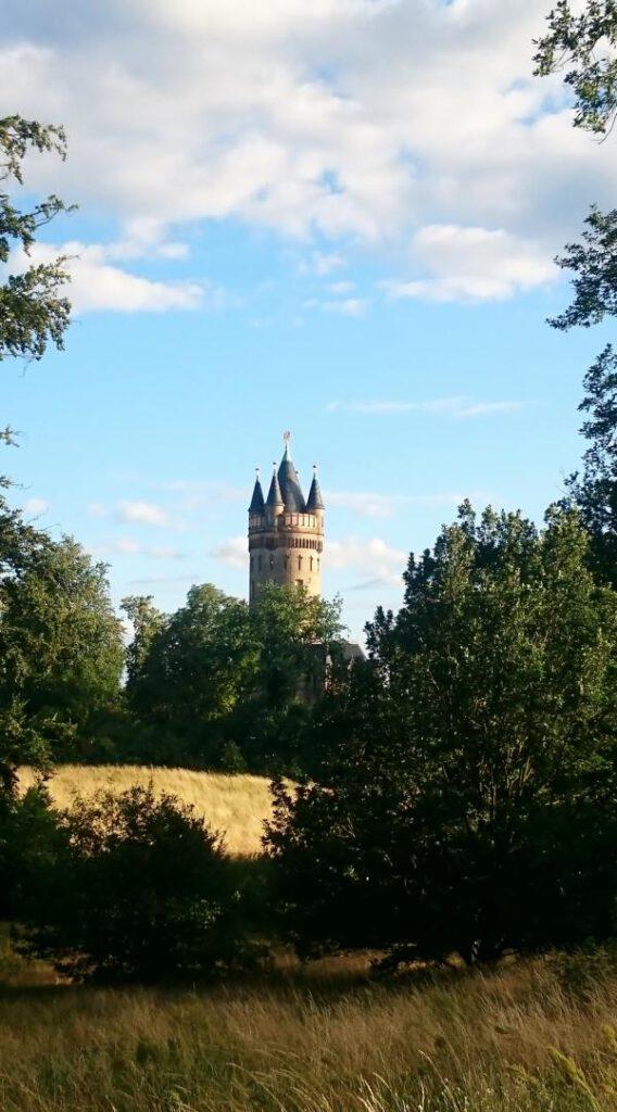 Flatowturm Park Babelsberg