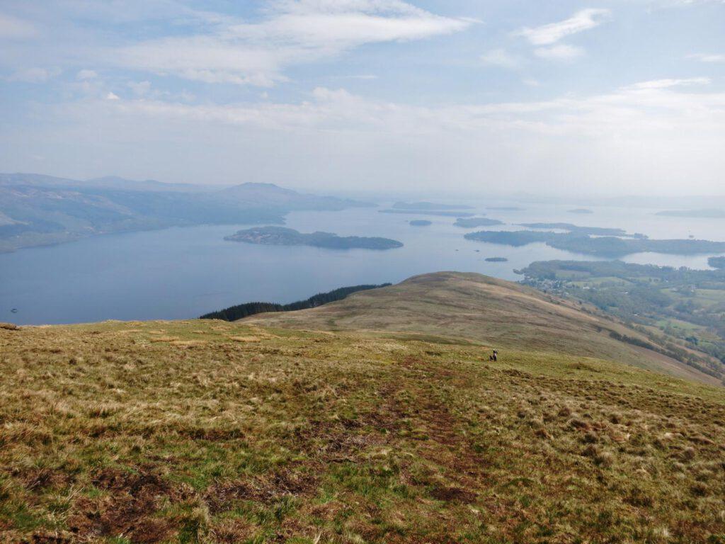 Blick auf den Loch Lomond