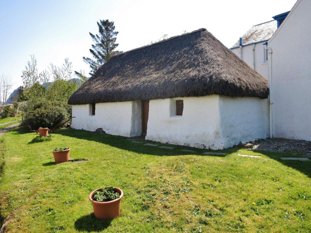 Museumshaus in Plockton