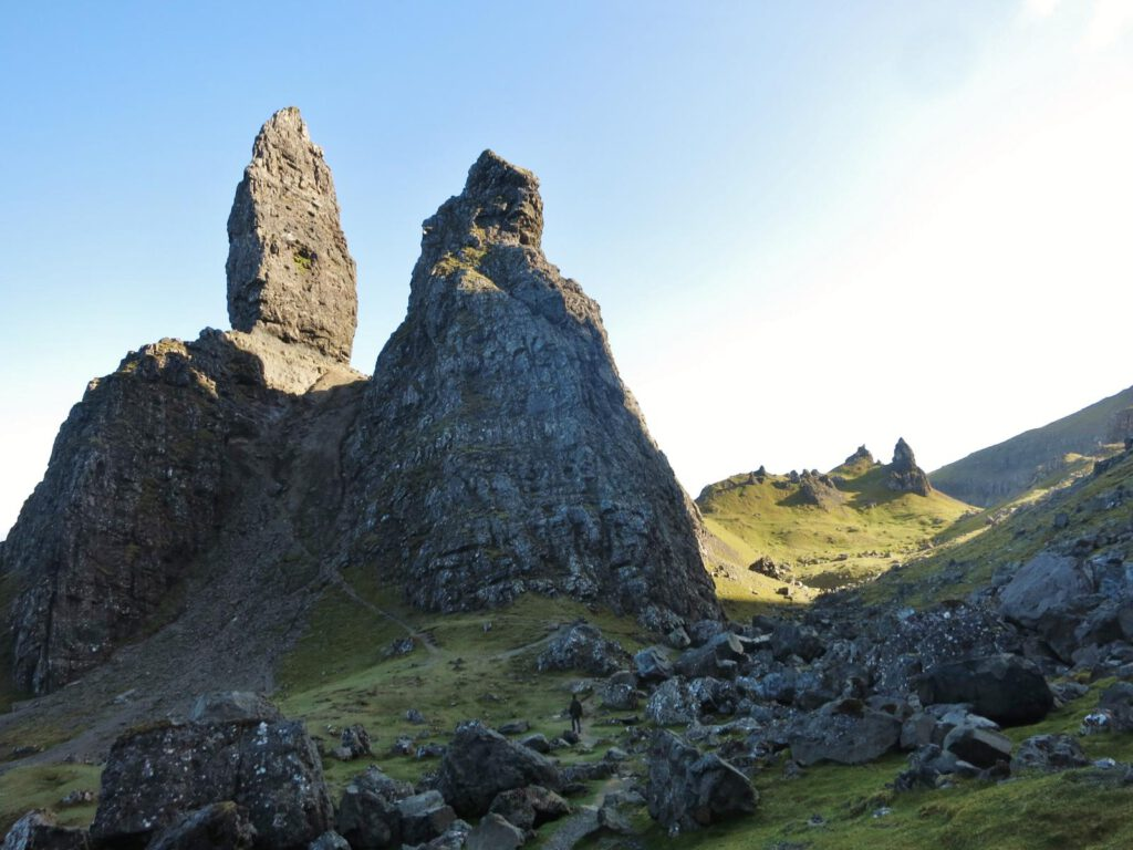 Old Man of Storr / Skye Schottland