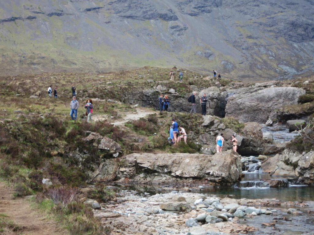 Fairy Pools / Skye Schottland