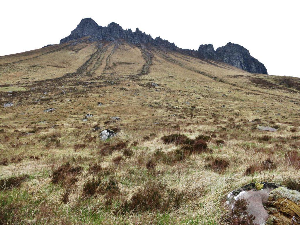 Wanderung Stac Pollaidh