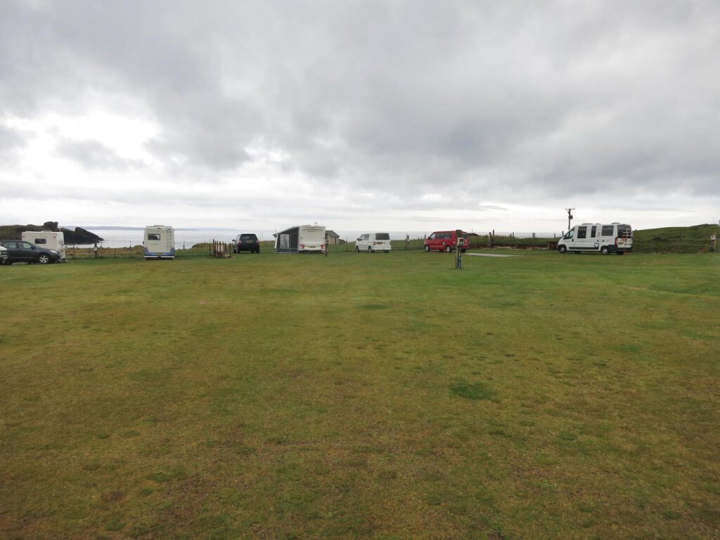 Campground Clachtoll