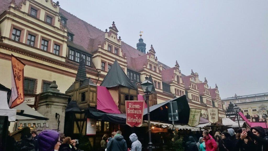 Mittelaltermarkt / Leipzig