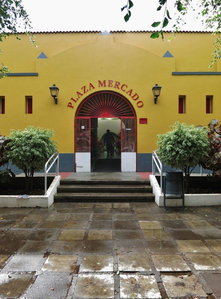 Markthalle Los Llanos