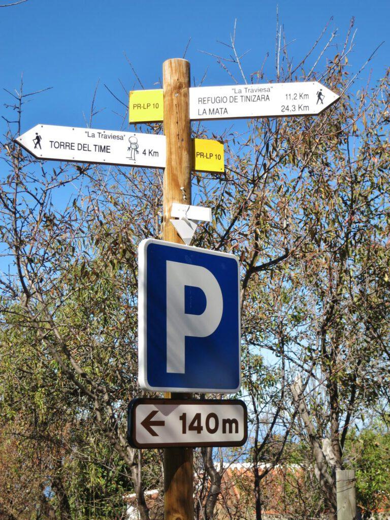Parken in El Pilar