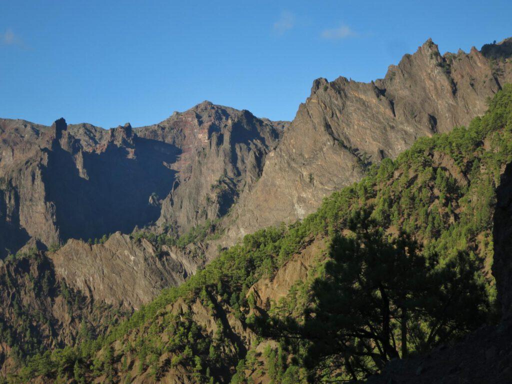 Blick vom Mirador Los Roques
