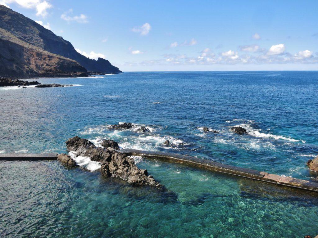 Naturschwimmbecken La Fajana