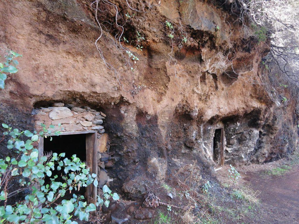 Buracas - Felsenlöcher