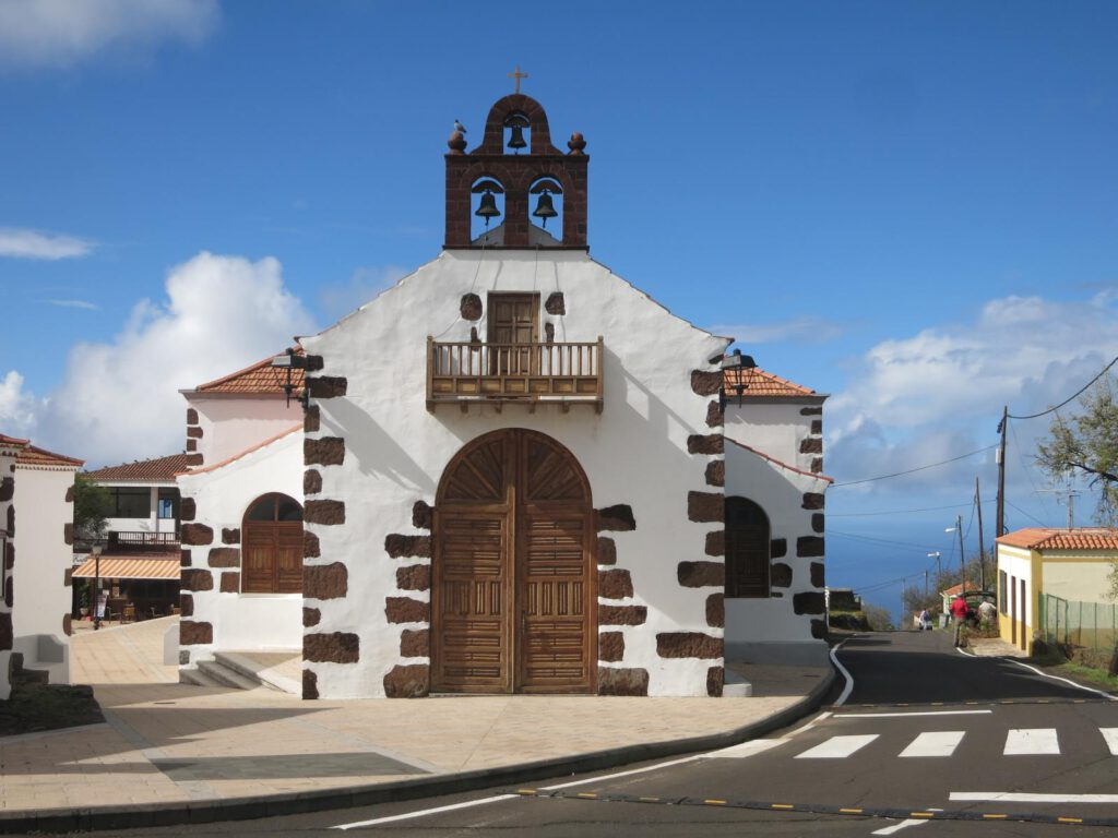 Kirche Las Trisias