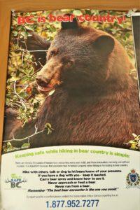 Bärenwarnung