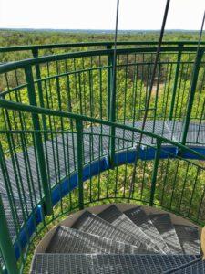 Aussichtsturm am Finkenberg / Döberitzer Heide